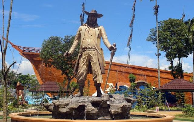 SantaSea Water ThemePark  Sukabumi Kolam Renang Populer