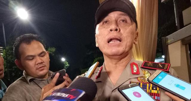 Kapolda Metro Imbau Warga tak Gelar Takbir Keliling di Jalan Raya