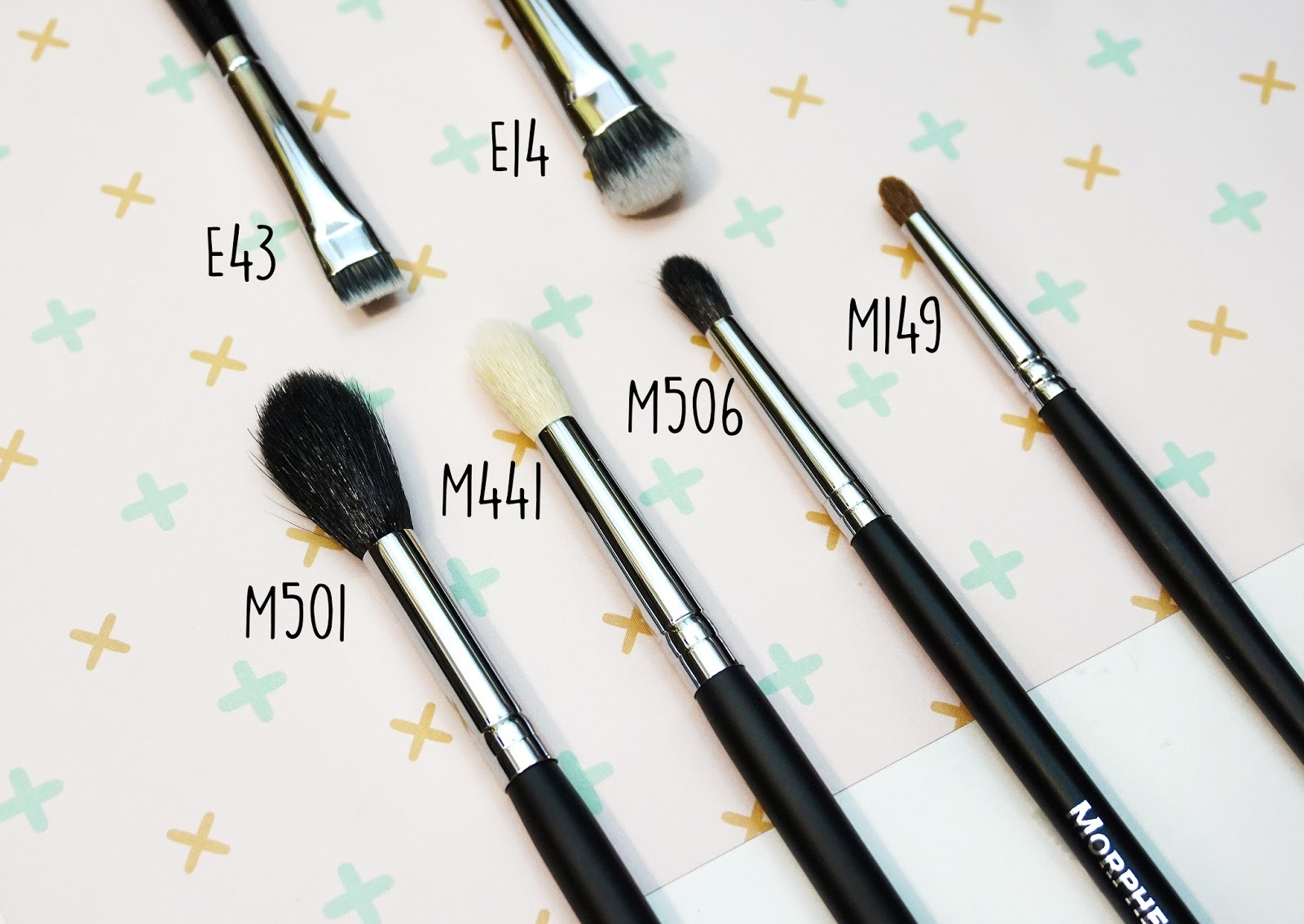 Eight Bit Beauty Giving Into The Hype Morphe Makeup Brushes