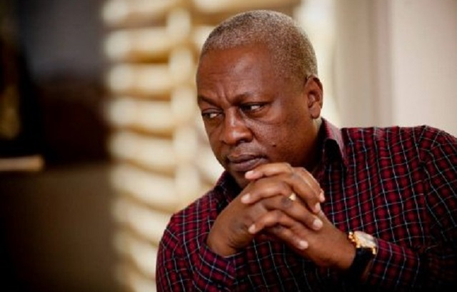 Stop crying over spilt milk - Mahama urges NDC