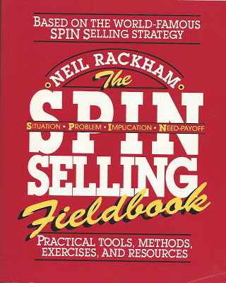 Spin selling workbook