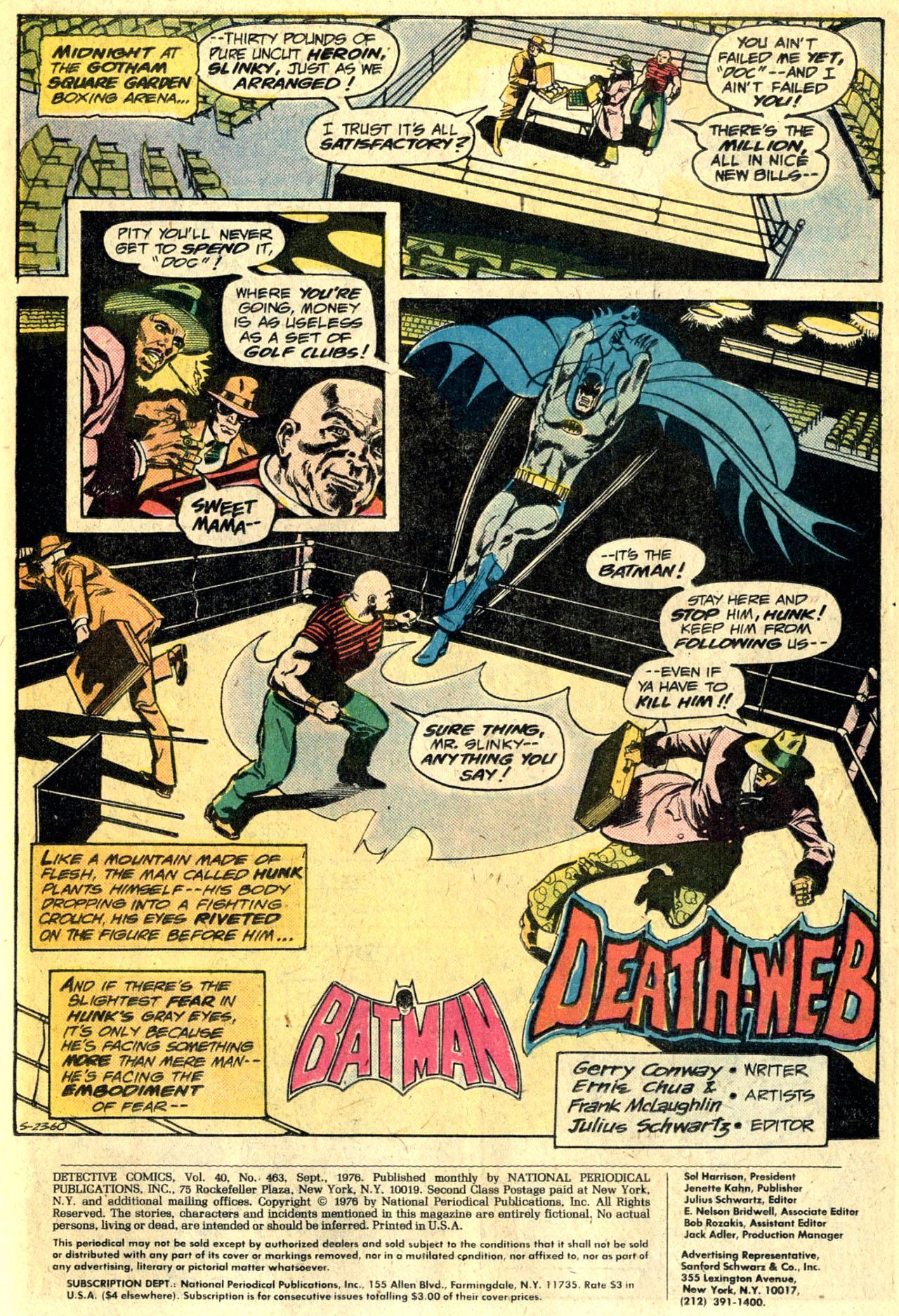 Detective Comics (1937) 463 Page 2