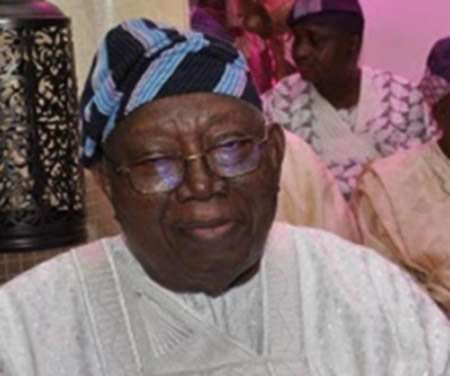 Sunday Adewusi Former police IG dies at 80