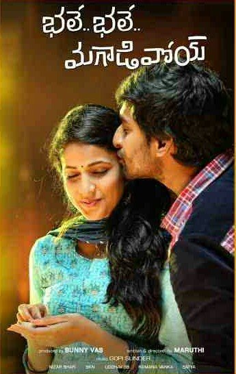 Bhale Bhale Magadivoy 2015 720p Telugu HDRip Full Movie Download extramovies.in Bale Bale Magadivoy 2015