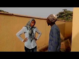 (bidiyo) Rahama Sadau Ft Ali Nuhu Kissing Comedy