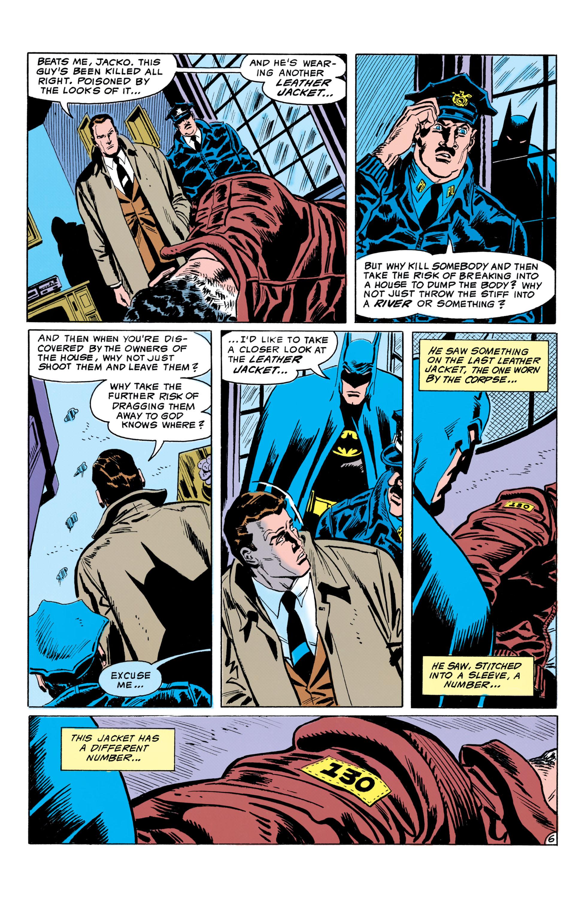 Detective Comics (1937) 643 Page 6