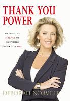 Deborah Norville, Thank You Power