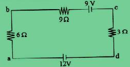 Rangkaian listrik satu loop