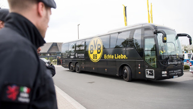 Champions League: Quarterfinals in the wake of Dortmund's assassination attempt