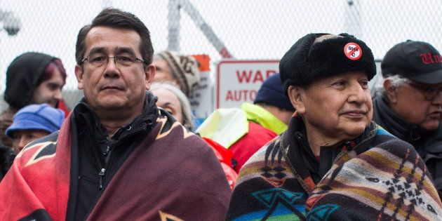 Kinder Morgan Pipeline Won't Be Allowed Through First Nations Territories, Leaders Say