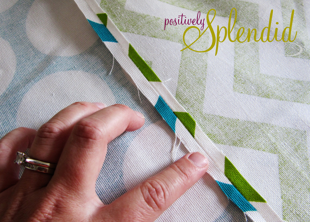 How To Sew Two Curtain Panels Together Www Sudarshoka Org
