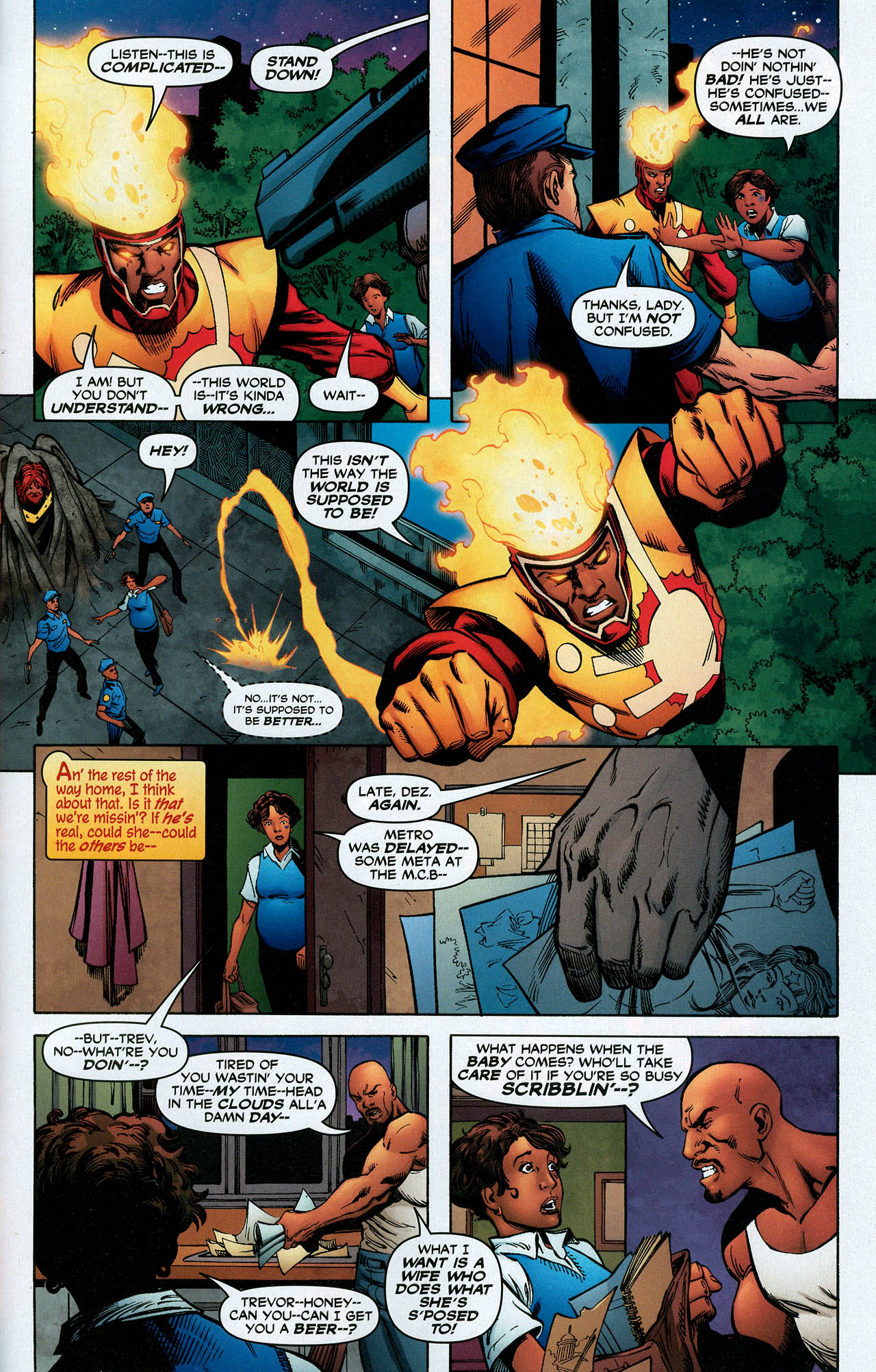 Read online Trinity (2008) comic -  Issue #19 - 31