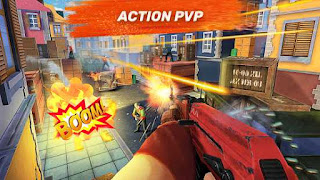 Guns Of Boom Mod Apk Latest Version