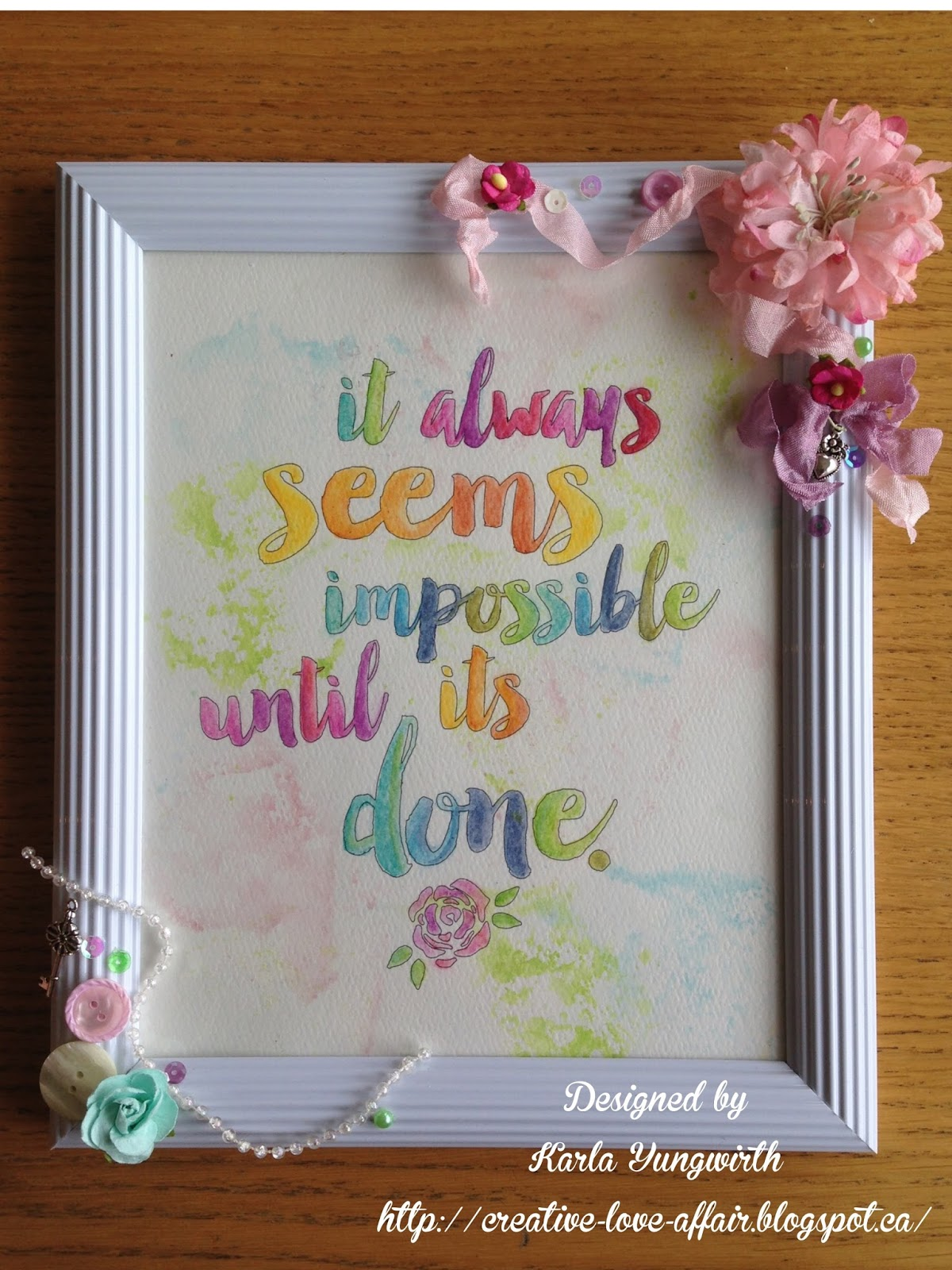 Scrapendipity Way of life: Making Art with Distress Crayons and ...