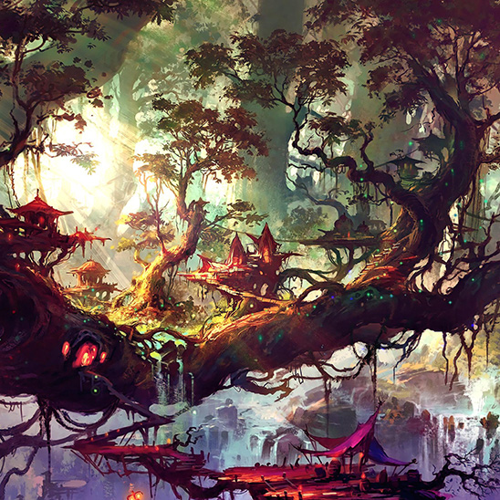 Enchanted Forest Wallpaper Engine