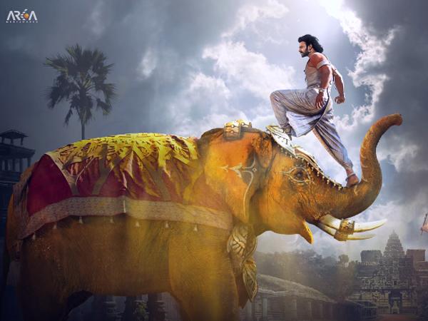 Bahubali 2 New Poster