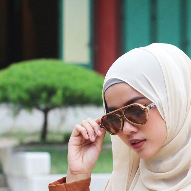 5 Inspirasi Hijab Syifa Fatimah