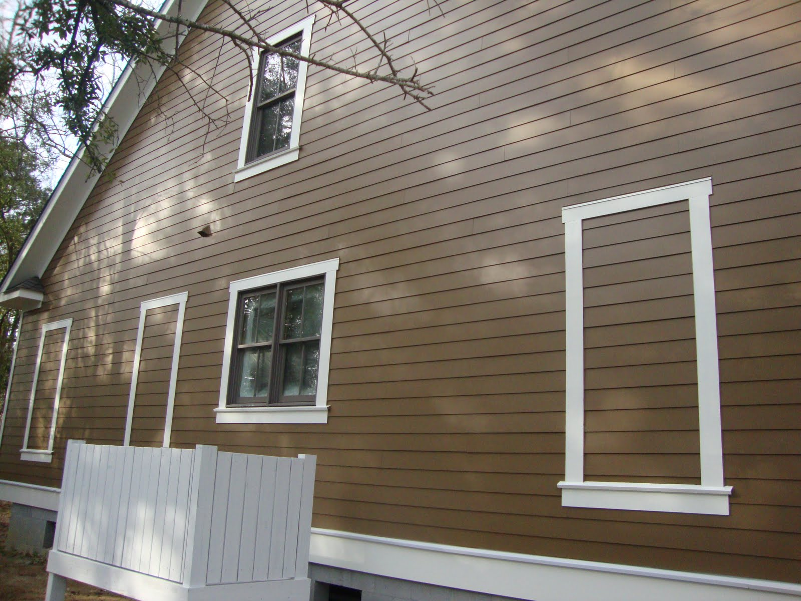 Project 1852 new paint color - Sherwin williams exterior paints ...