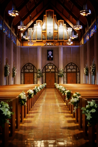 695 best church pew & aisle ideas images on Pinterest