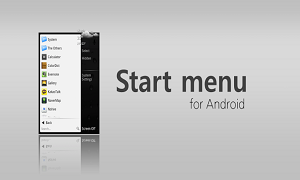 Start menu for Android v1.2.3 APK