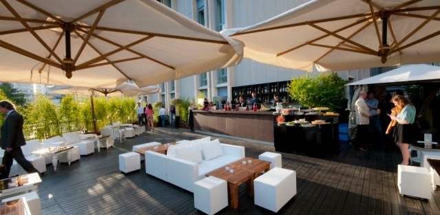 Skyline Lounge Bar Milano  Thegoldenwaves