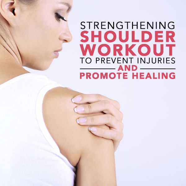 Strengthening Shoulder Workout to Prevent Injuries