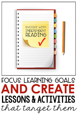 Strategies for keeping students accountable with independent reading or reader's workshop