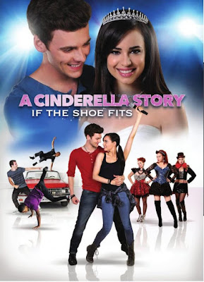 A Cinderella Story: If The Shoe Fits 2016 DVD R1 NTSC Latino