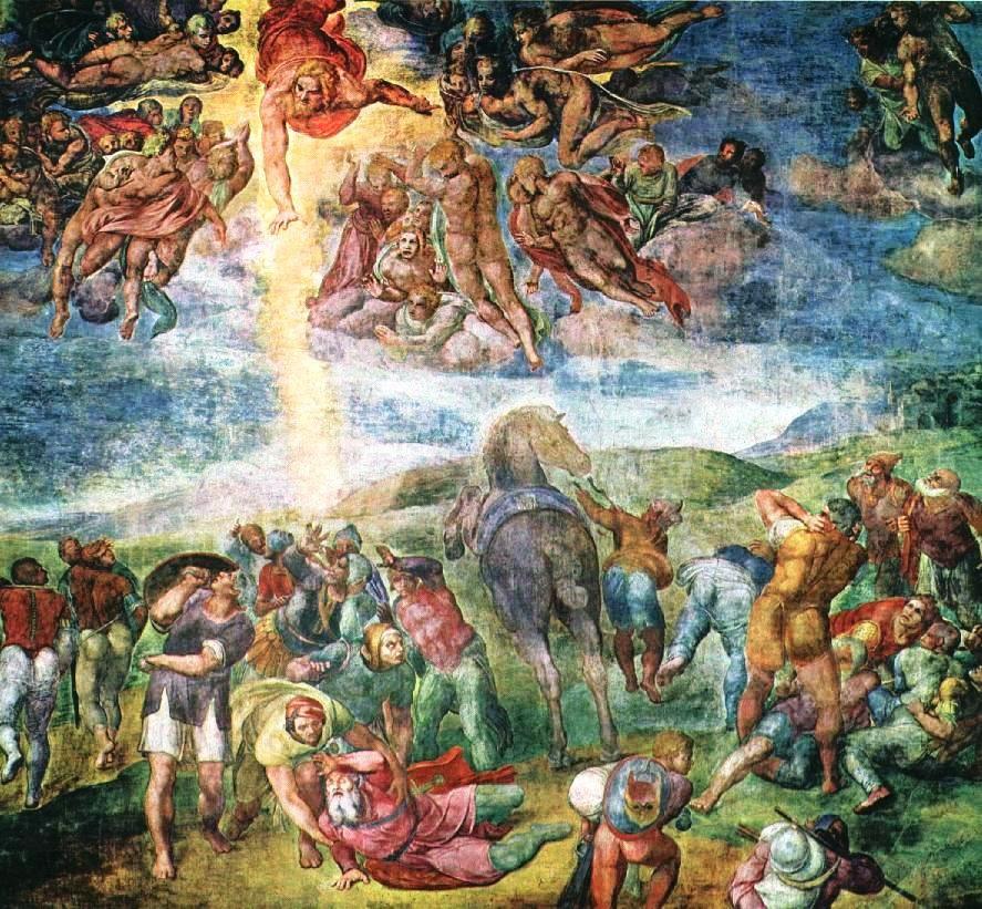 Famous Artwork: Michelangelo Paintings