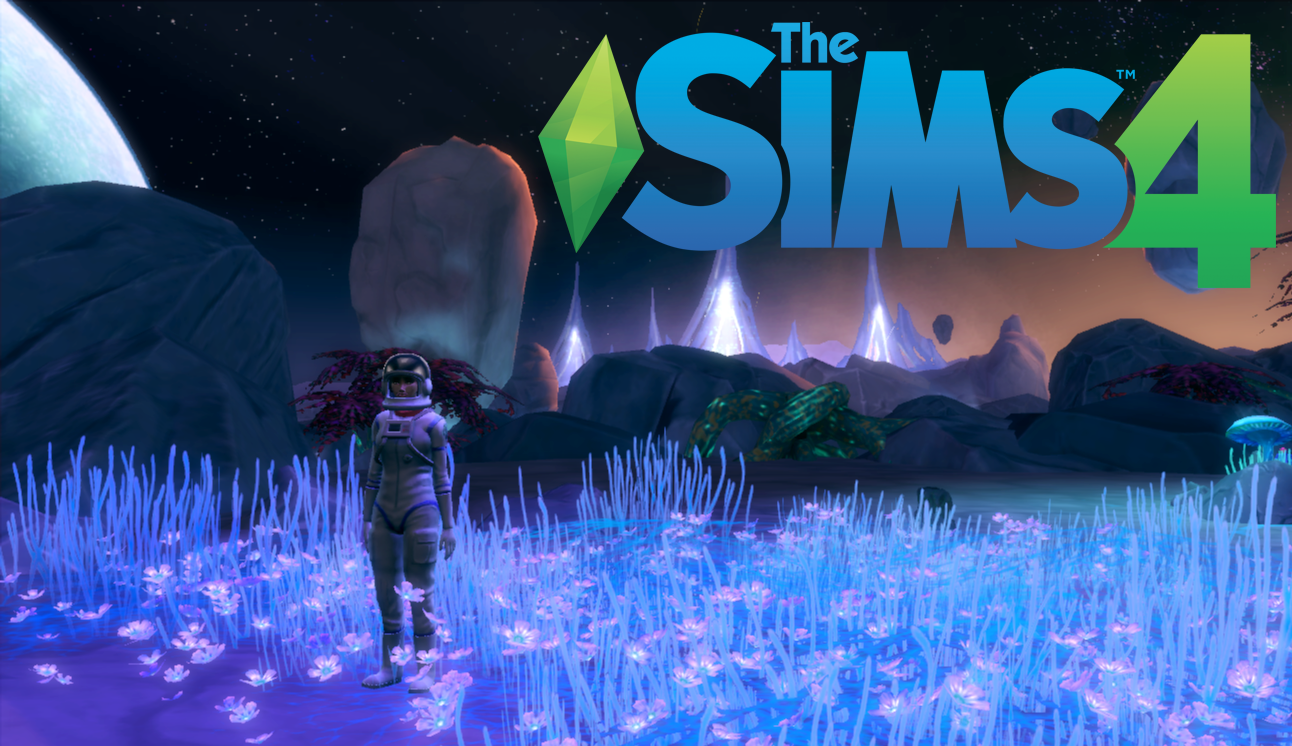 Sixam: Planet Alien The Sims 4 | Tutorial Telat Update