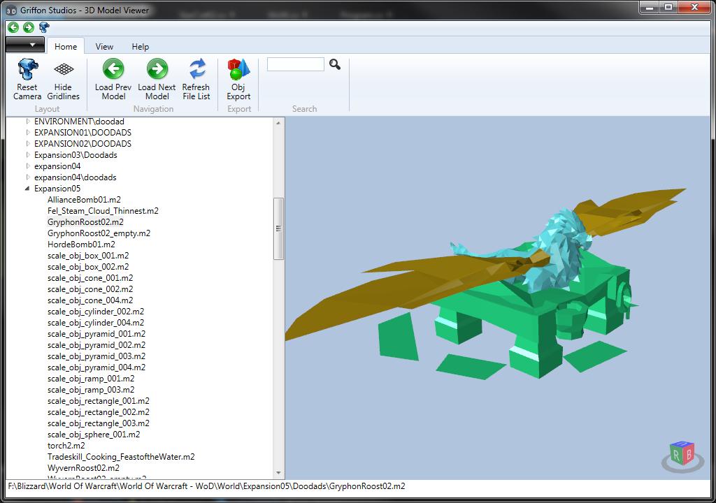 3D Model Viewer - XeNTaX