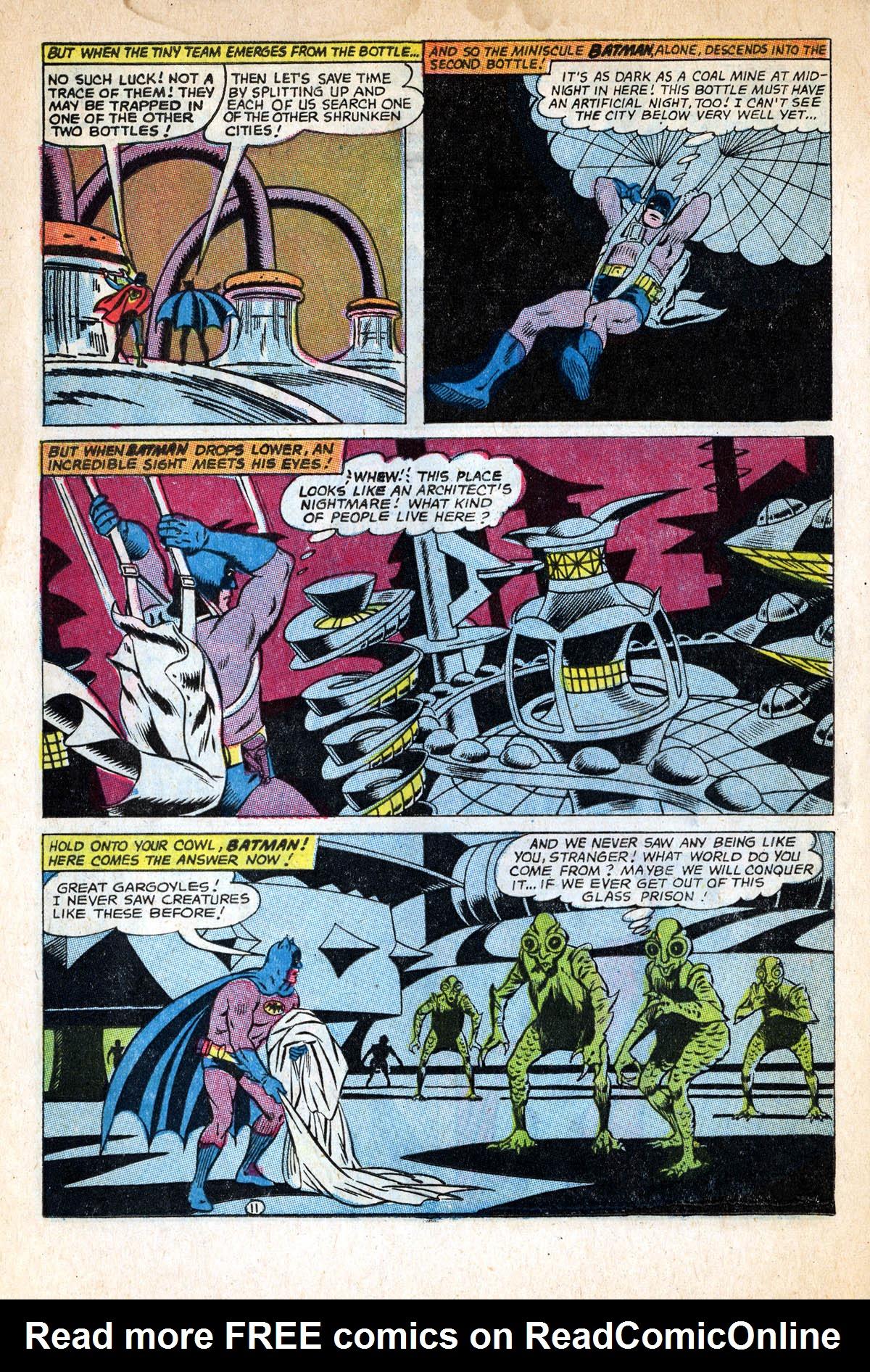 Read online World's Finest Comics comic -  Issue #158 - 16
