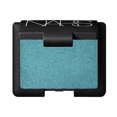 Fall-ish 2013 FOTD: Nars Bavaria + Teal swatches