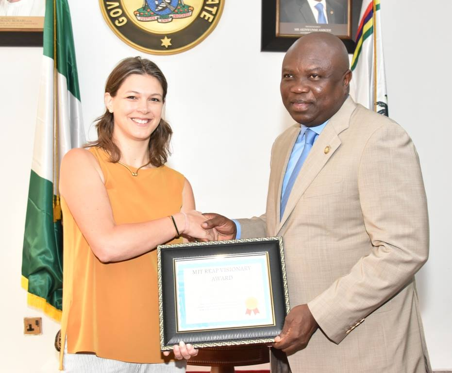 We've empowered 4000 businesses to boost Lagos economy- Ambode