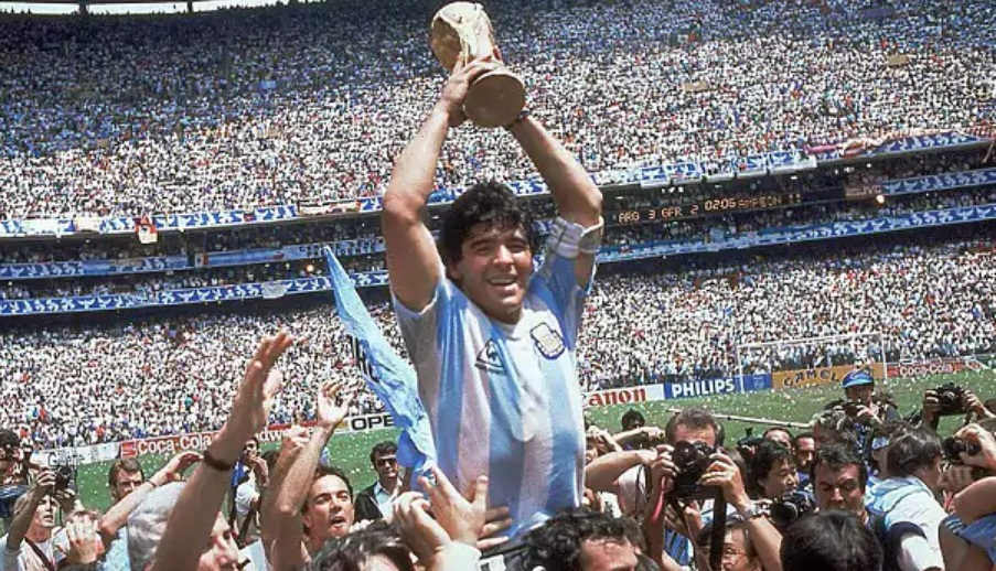 Argentina Won Fifa World Cup in 1986 and 1978