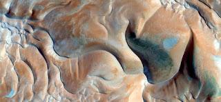 paisajes de arena duna dunar africano formas sensualidad sensuales calor color