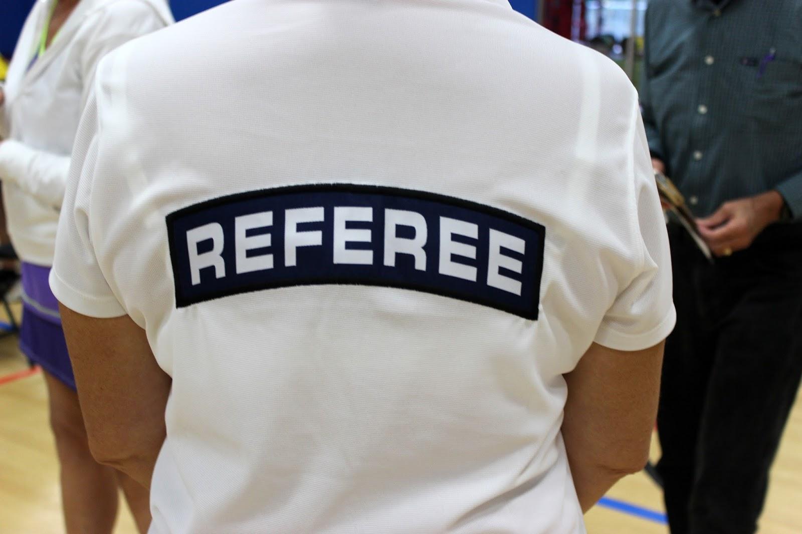 A Pickleball Life Ambassador Retreat Referee Certification