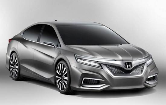 2018 Honda Accord Sedan Launch