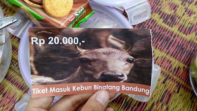 Harga Tiket Kebun Binatang Bandung