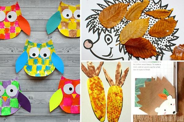 Kindergarten Worksheets and Games: 30 September Arts and ...