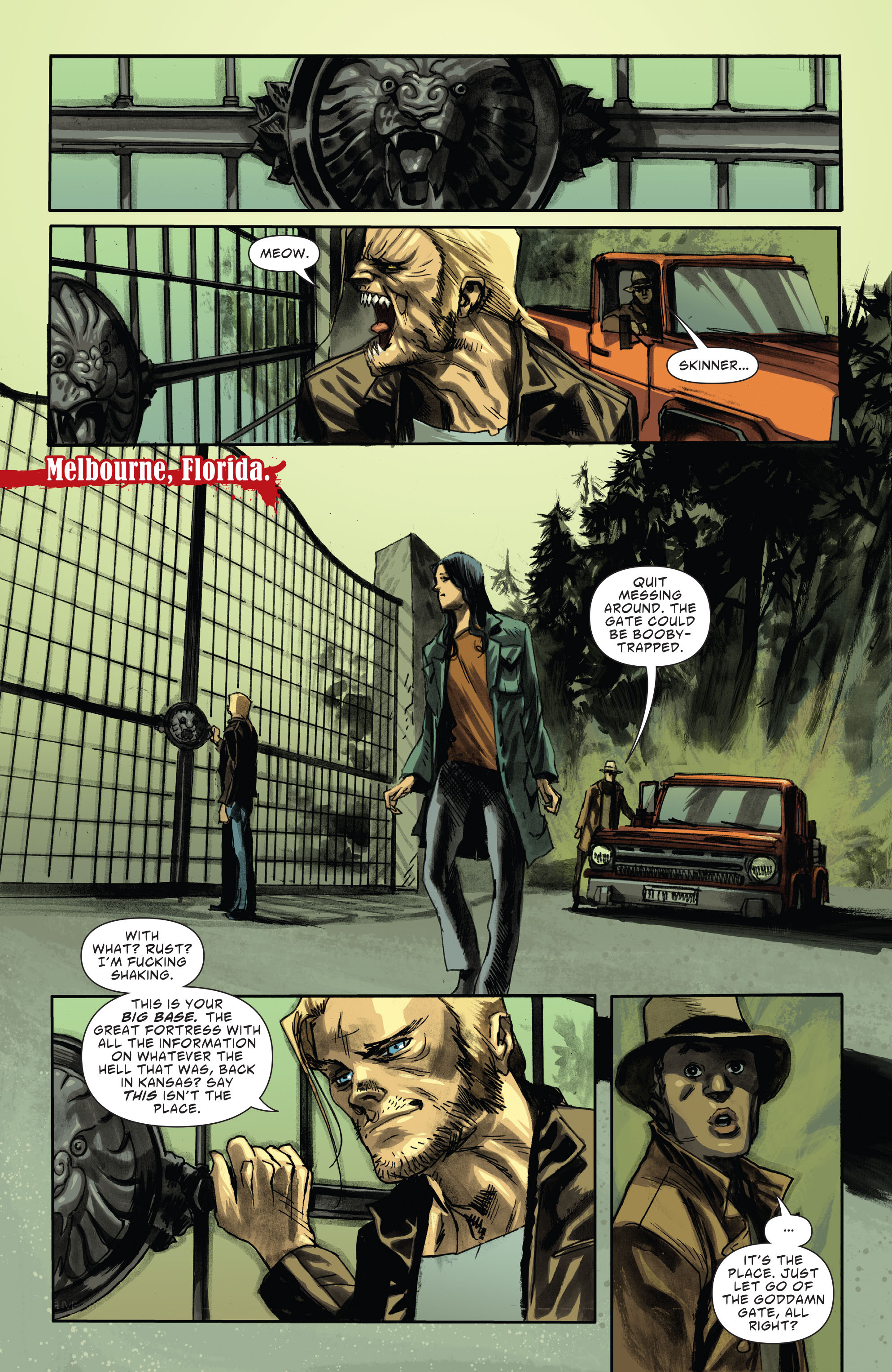 Read online American Vampire: Second Cycle comic -  Issue #6 - 4