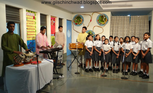 Special Assembly - Gurupurnima | 22 July, 2013