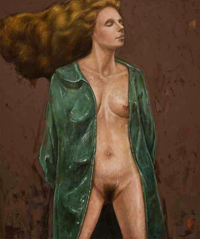 Современная аргентинская художница. Mariana Semino