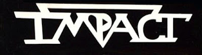Impact band bumper sticker