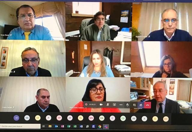 Osorno: Instalarán sistema de 25 cámaras para seguridad ciudadana