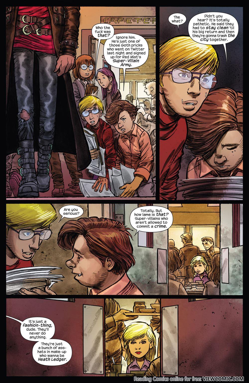 Kick-Ass 2 002 (2011) …………………………… | Viewcomic reading comics