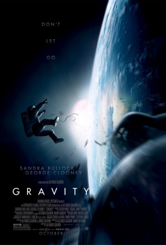 Poster Film Gravity 2013