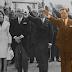 Alberto Garzón denuncia la visita del franquista Martín Villa al Congreso