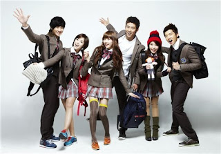 Wallpaper Dream High Terbaru