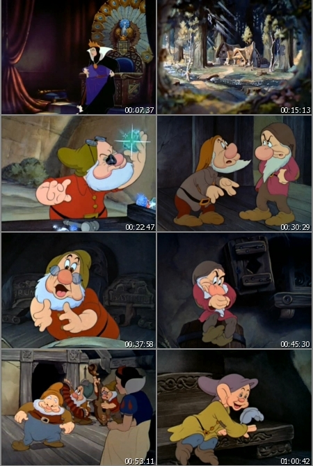 snow white and the seven dwarfs 1937dualaudioeng